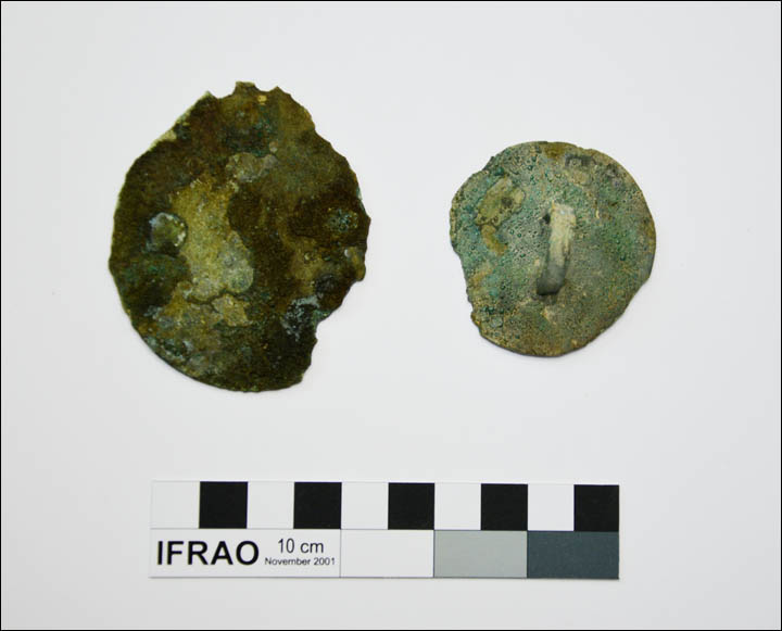 Bronze mirrors