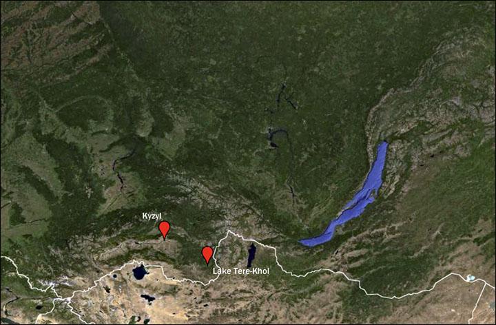 Por-Bajin map