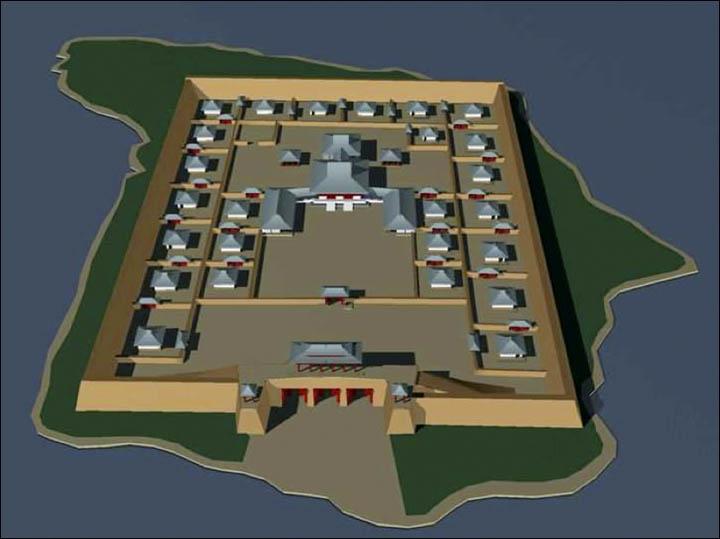 Por-Bajin reconstruction