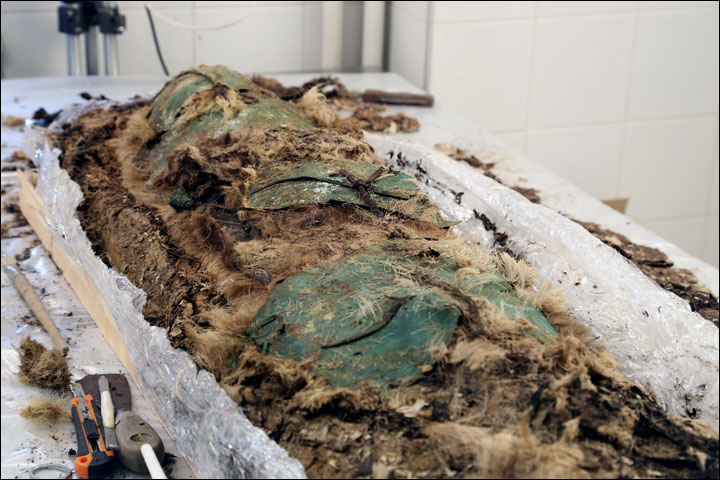 New Yamal mummy
