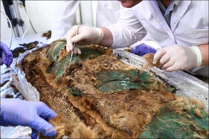New Yamal mummy