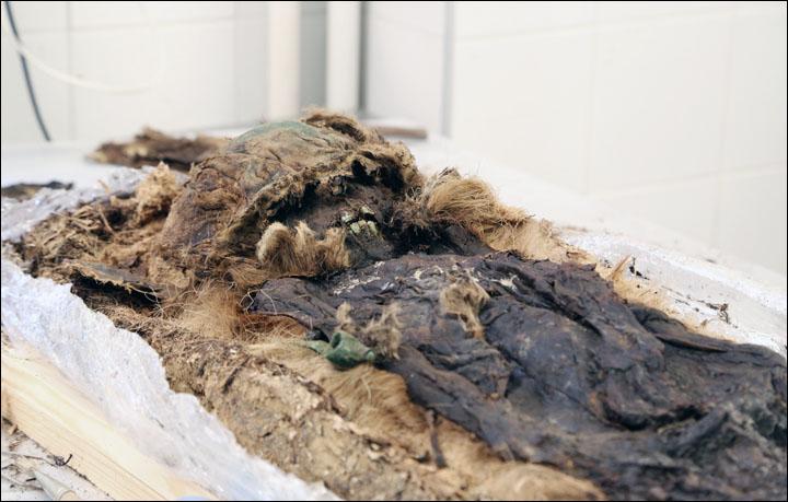 Salekhard mummy