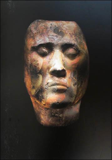 Tashtyk gypsum masks