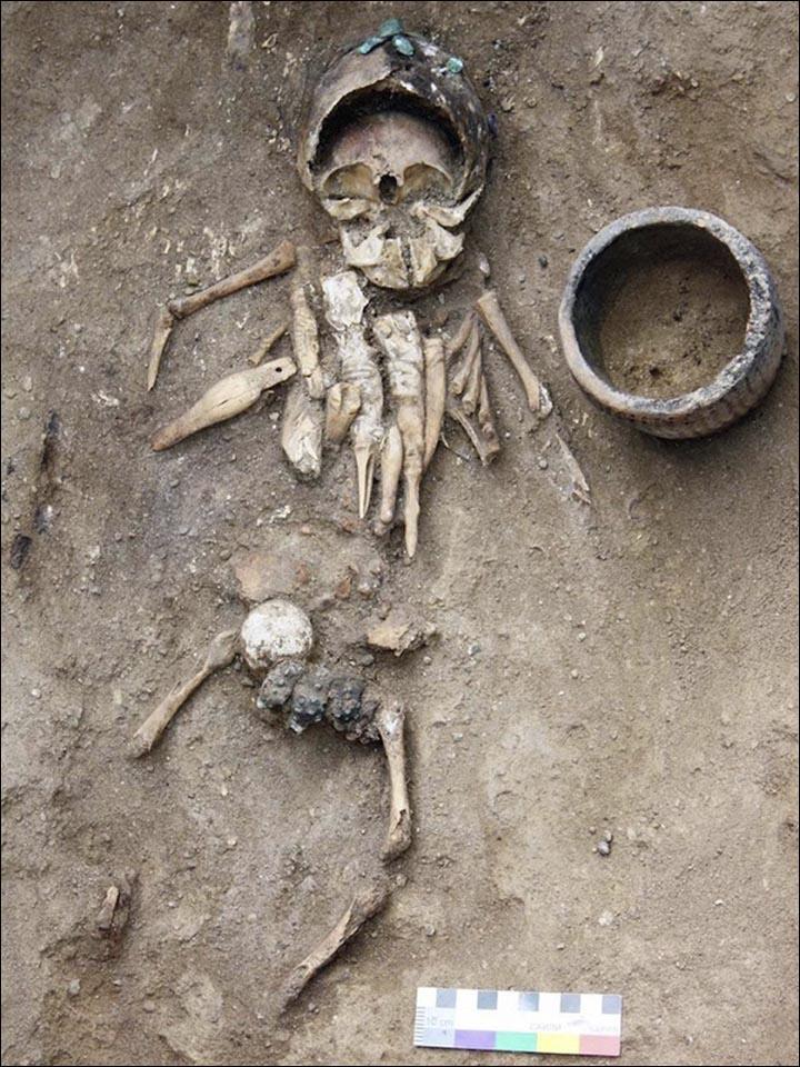 Itkol burial