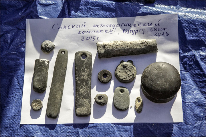 Issyk-Kul findings