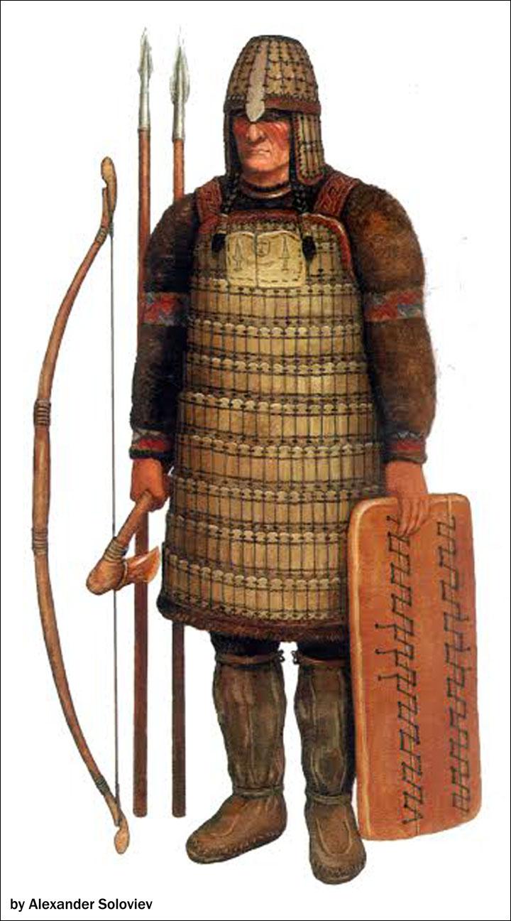 Kulai armor