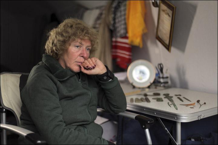 Dr Marina Kilunovskaya