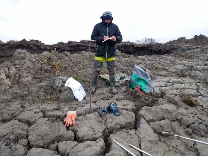 Same phenomenon of discharge of gas hydrates 'led to crater formation in Russia and disappearance of ships in Atlantic'