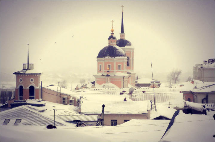Living in Tomsk as a student