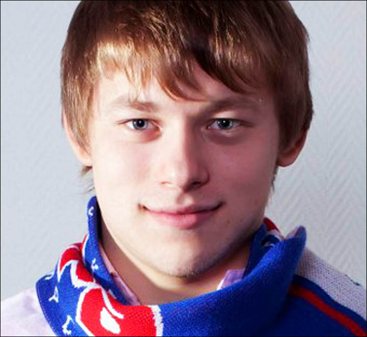 From Siberia with goals - Vladimir Tarasenko