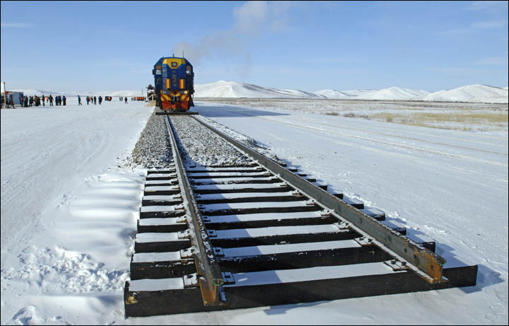 Russian Railways Home Mar 41