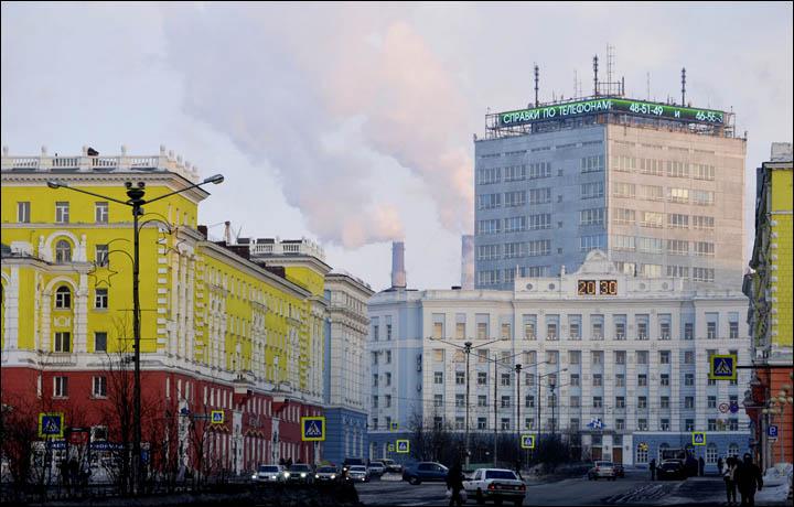 Поиск Norilsk Nickel
