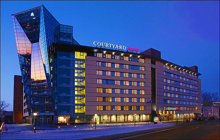 Best Hotel In Novosibirsk Russia