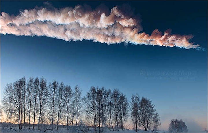 Chelyabinsk Meteorite Is As Old As The Solar System Say
