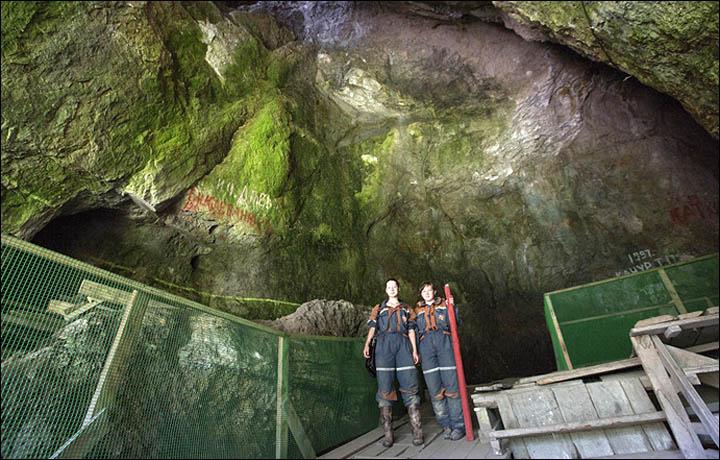 денисовы пещеры фото