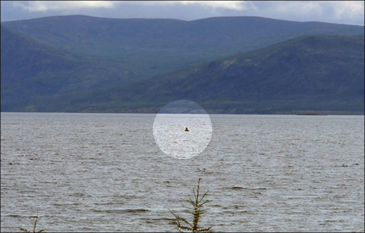 So is there a Loch Ness Monster in Siberia?
