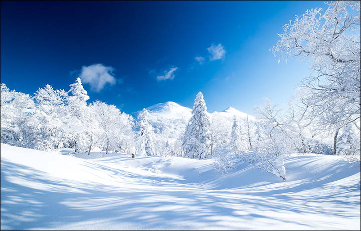 Enchanting Winter Scenes From Russias Largest Island Sakhalin - 30 wonderfully wintery scenes around world