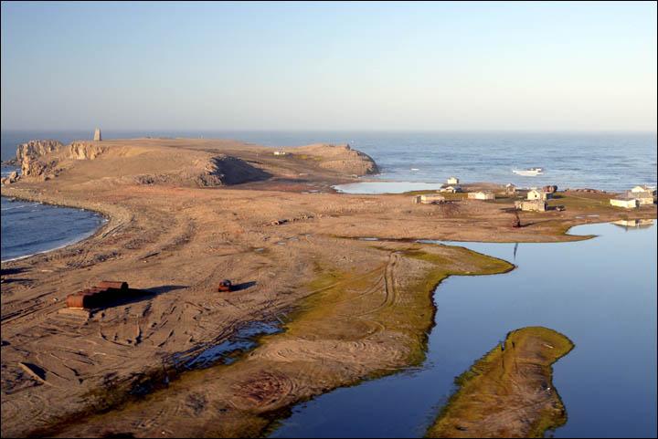 Zhelaniya Cape