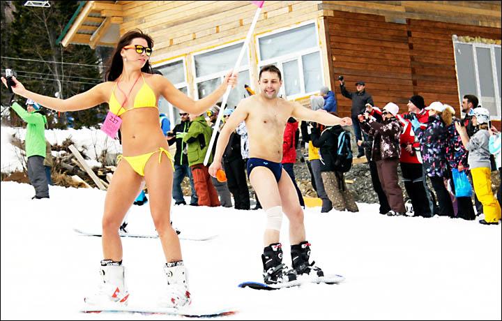Half nude sexy hot photos