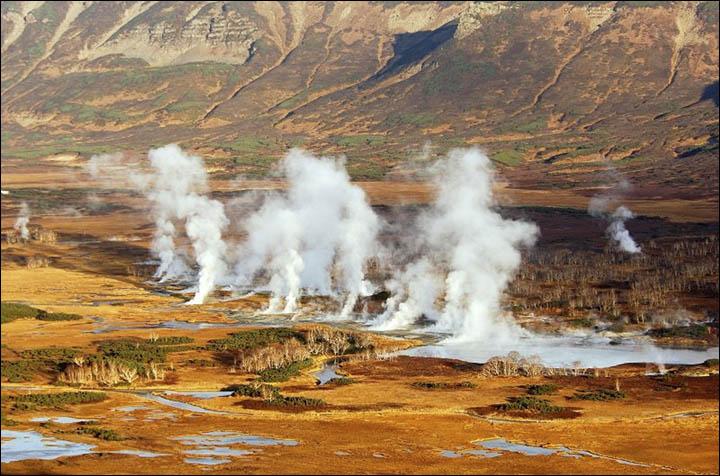 Geysers Valley