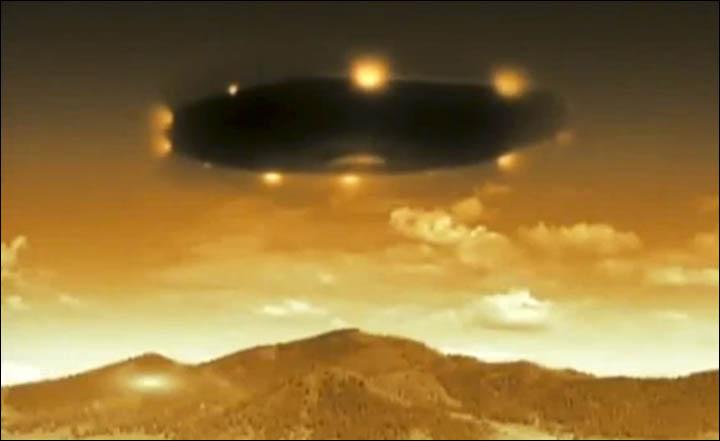 UFO on Baikal