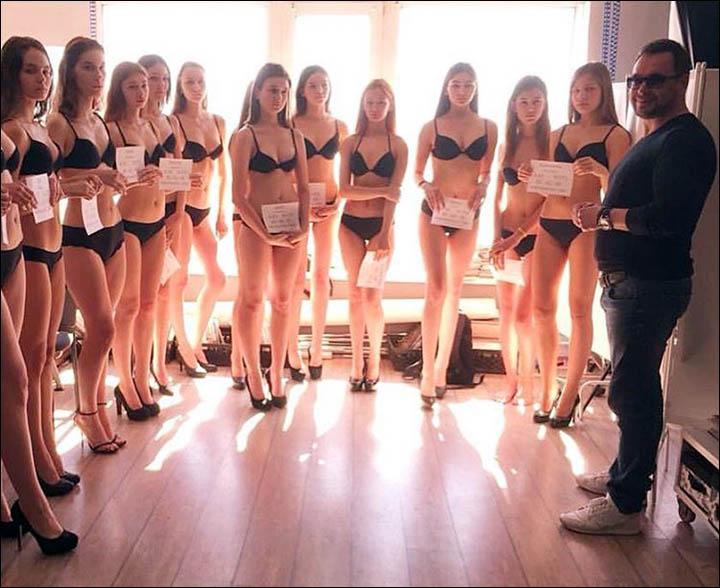 Revealed: the last days of tragic Russian model Vlada Dzyuba