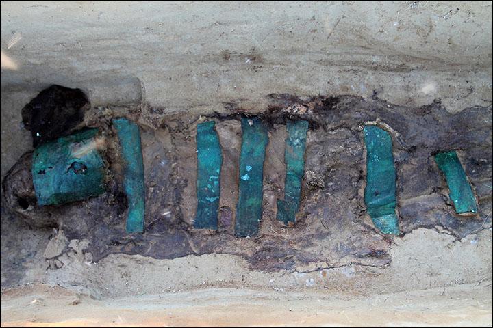 Siberian mummies