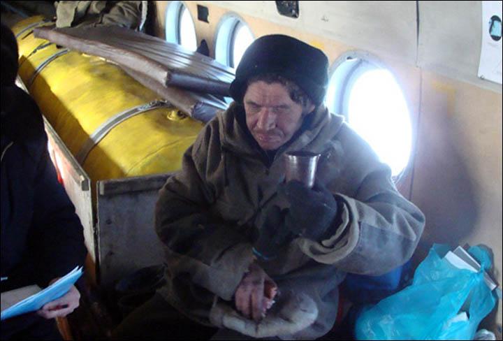 cannibals fishermen Siberia
