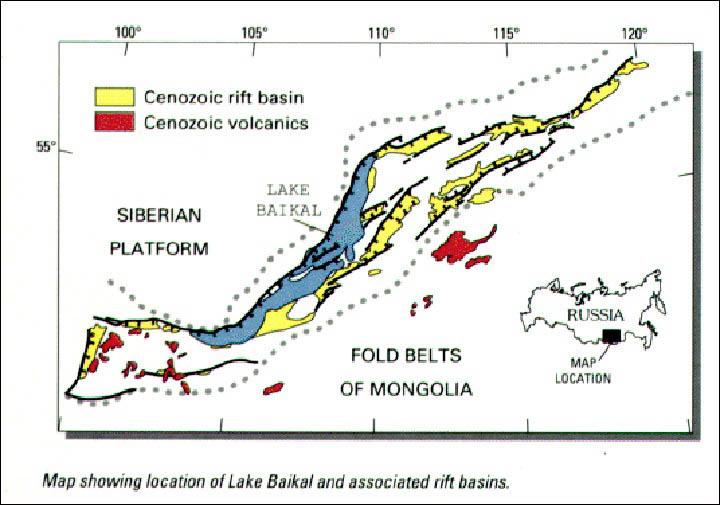 Baikal Rift
