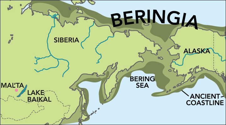 Lake Baikal World Map.24 000 Year Old Boy From Lake Baikal Is Scientific Sensation