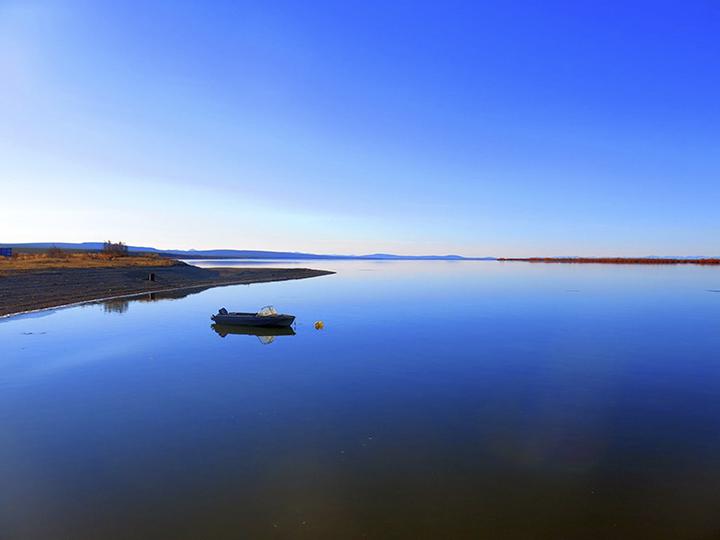 Lake Krasnoye
