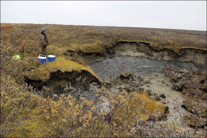 Yamal hole